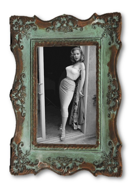 Betty Brosmer - Love for Pin Up