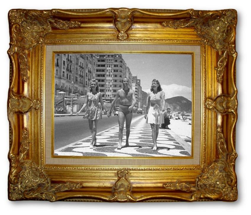 Rio Beach 1940